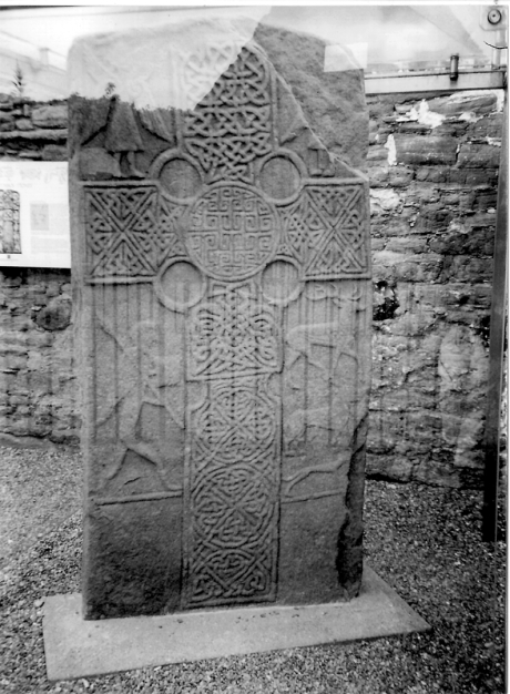 Eassie | Pictish sculpted stone | The Picts | Wee Guide | Duncan Jones| Goblinshead | 9781899874125