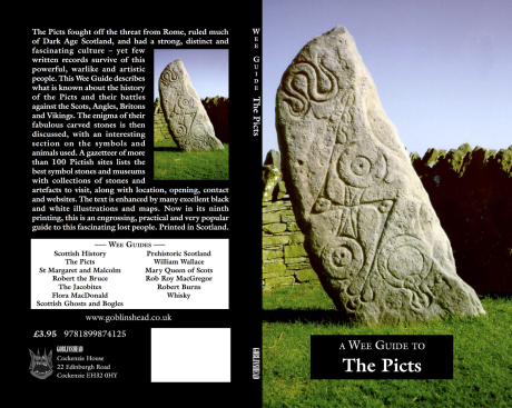 The Picts | Wee Guide | Duncan Jones| Goblinshead | 9781899874125
